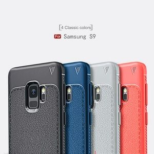 Slim Red Samsung Galaxy S9 Case